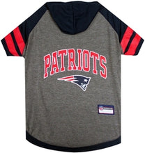 Load image into Gallery viewer, New England Patriots Dog Jerseys - Bark Fifth Avenue