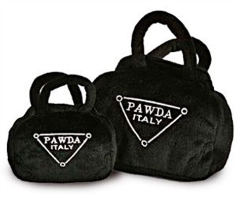 Pawda Bag Toy - Bark Fifth Avenue