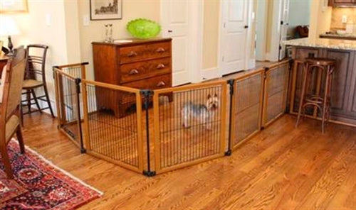 The Perfect Fit Pet Gate