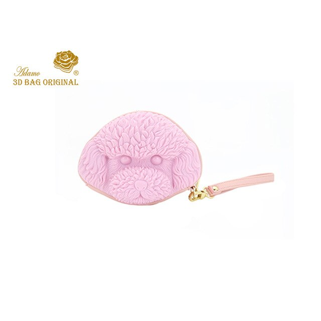 Original Mini Poodle Clutch with Strap