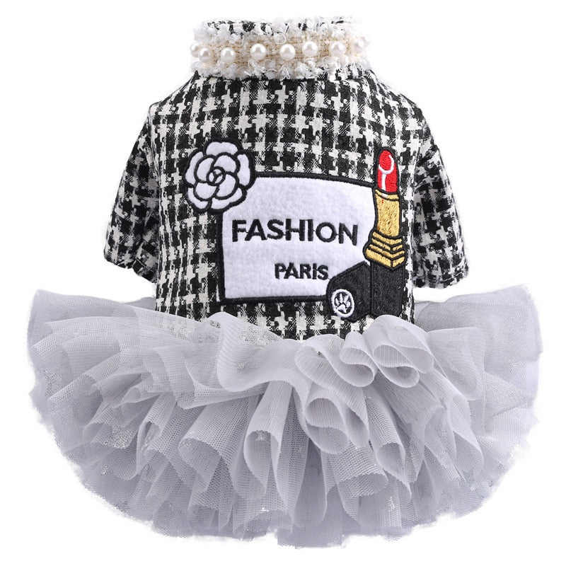 Pink Fashion Tutu Dress