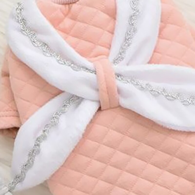 Quilted Cotton Sweater