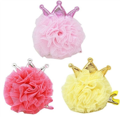 Princess Puff Clip-on