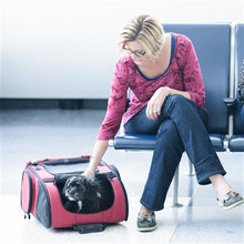 Load image into Gallery viewer, RC2000 Roller-Carrier for Pets up to 20 lbs. - Bark Fifth Avenue