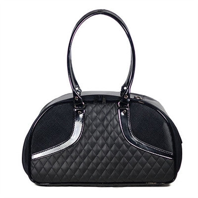 ROXY Black Quilted Luxe - Bark Fifth Avenue