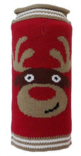 Load image into Gallery viewer, Huxley & Kent - Holiday Rolled Neck Sweaters - Rudolph - Bark Fifth Avenue