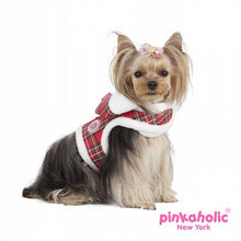 Load image into Gallery viewer, Santa Pinka Harness - Bark Fifth Avenue