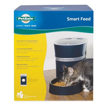 Load image into Gallery viewer, Smart Feed Automatic Pet Feeder for iPhone and Android - Bark Fifth Avenue