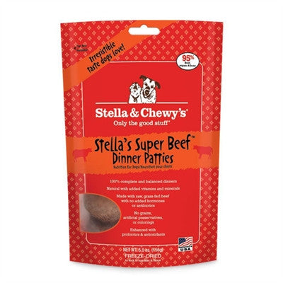 Stella's Super Beef Dinner (5.5 oz.) - Freeze-Dried