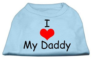 I Heart My Daddy Tee - Bark Fifth Avenue