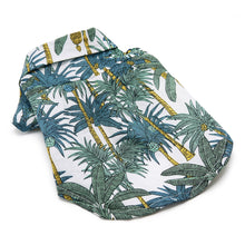 Load image into Gallery viewer, Tropical Leaf Shirt - Bark Fifth Avenue