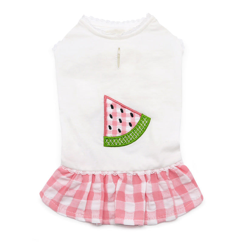 Watermelon Dress - Bark Fifth Avenue