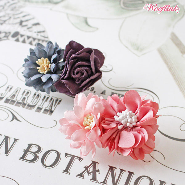 Flower Princess Hairclip