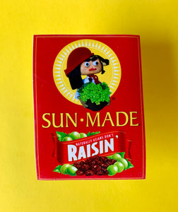 Sun Made Raisin