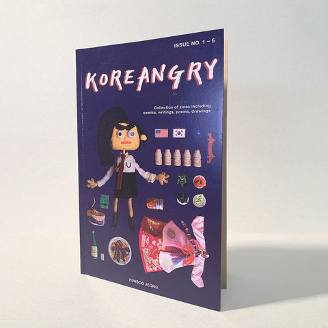 Koreangry Book
