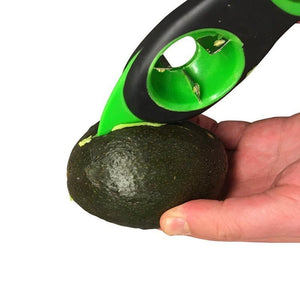 Super smart 3-i-1 avocado kniv