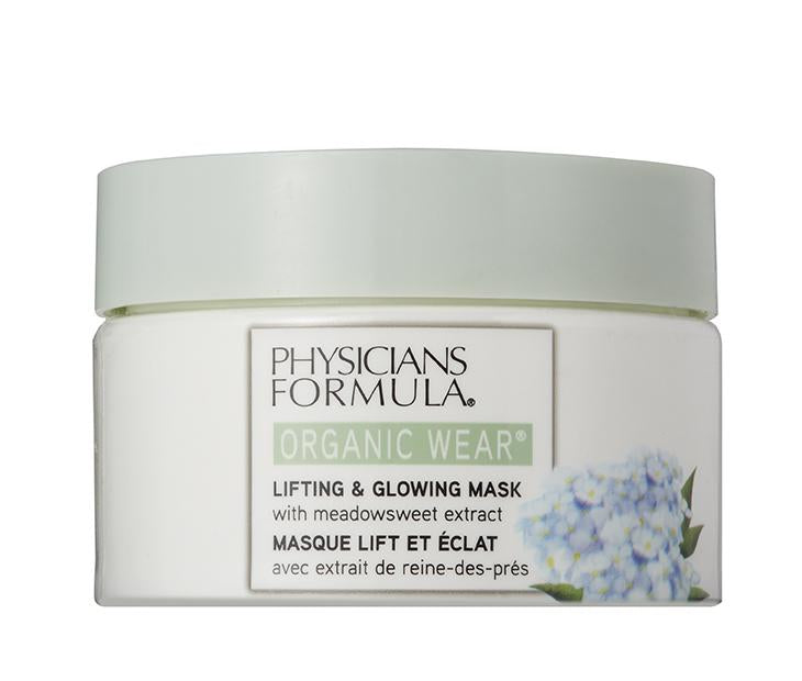 Physicians Formula Organic Wear Lifting & Glowing Máscara Facial