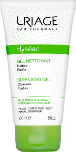 Uriage Gel Limpeza Purificante Hyseac 150 ml