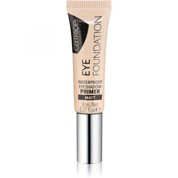 CATRICE EYE FOUND. WATERP. EYESH. PRIMER 010