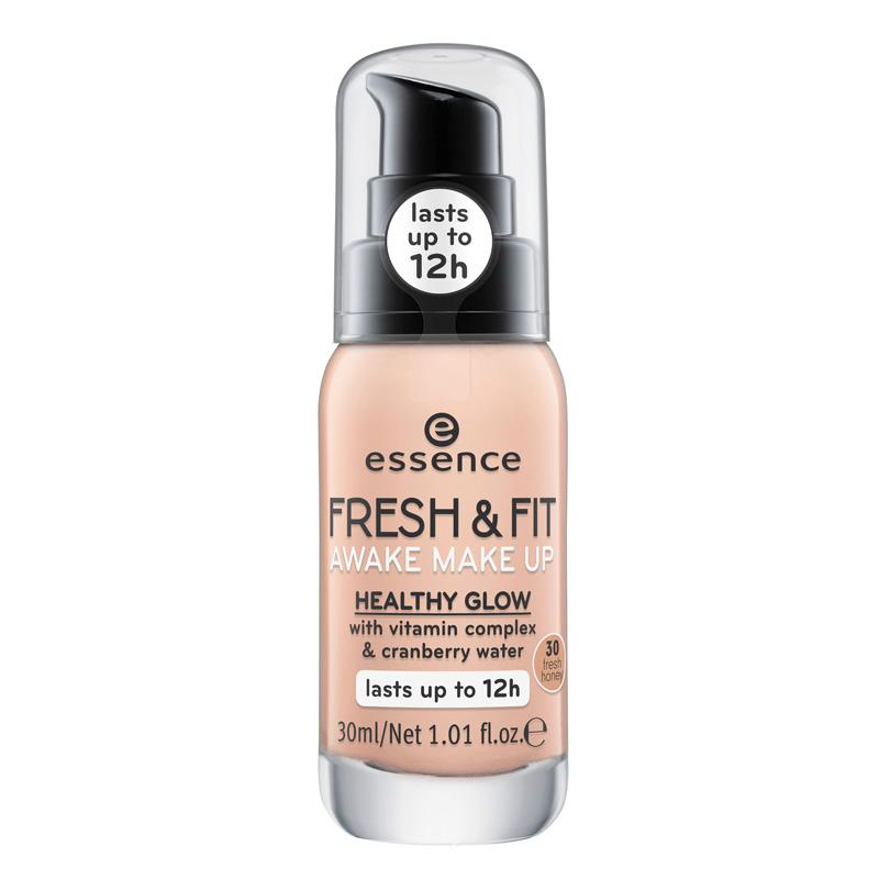 essence fresh & fit awake make up