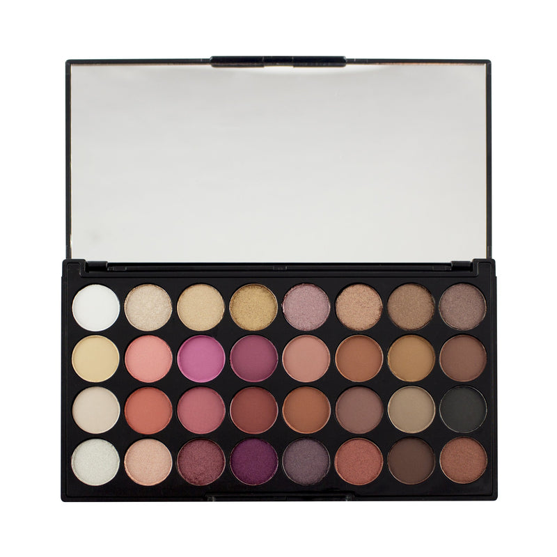 6435219 - Makeup Revolution Ultra 32 Eyeshadow Palette Flawless 4