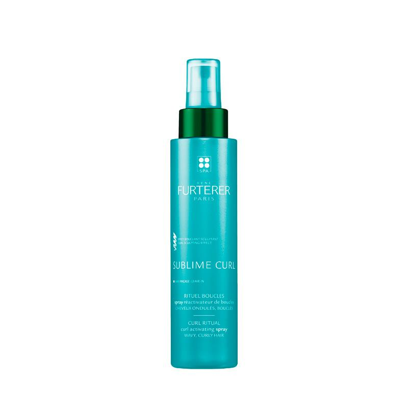 RENÉ FURTERER SPRAY SUBLIME CURL REATIVADOR CARACÓIS100ML