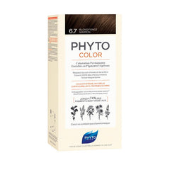 PHYTO COLOR 6.7 LOURO ESCURO MARRON