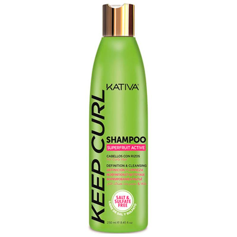 KATIVA CHAMPO KEEP CURL 250 ML