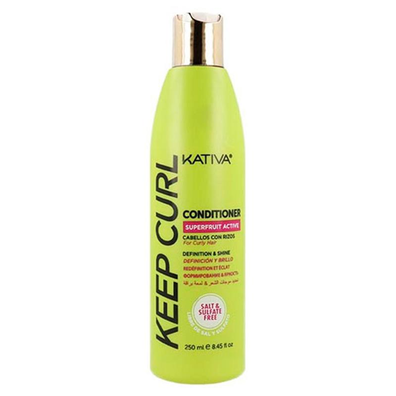 KATIVA CONDICIONADOR KEEP CURL 250 ML