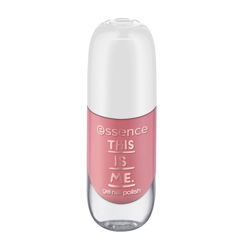essence this is me. gel nail polish