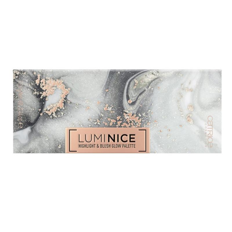catrice Luminice Highlight & Blush Glow Palette