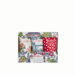 CATH KIDSTON CREME DE  MÃOS TRIO LONDON 3X30 ML