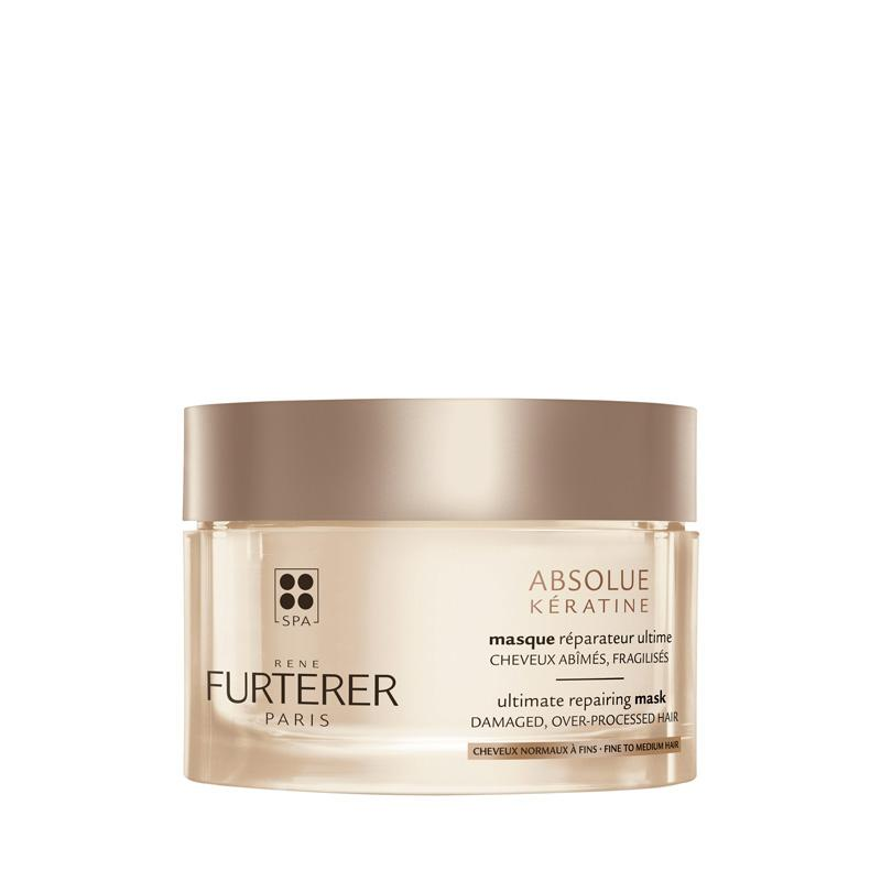 RENÉ FURTERER MÁSCARA ABSOLUE KERATINE CABELO NORMAL/FINO200ML