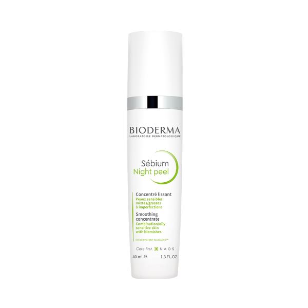 Bioderma Concentrado Suavizante Night Peel 40 ml