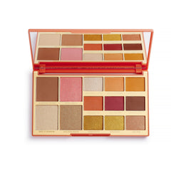 7100952 - Revolution X Rachel Leary Goddess On The Go Palette
