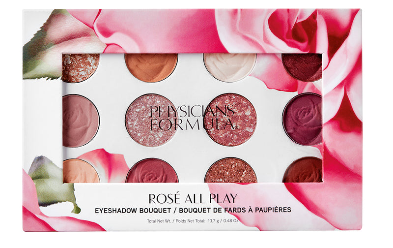 Physicians Formula Rosé All Play Eyeshadow Bouquet Paleta Sombra de Olhos