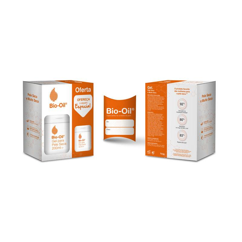 BIO-OIL COFFRET GEL PELE SECA 100ML