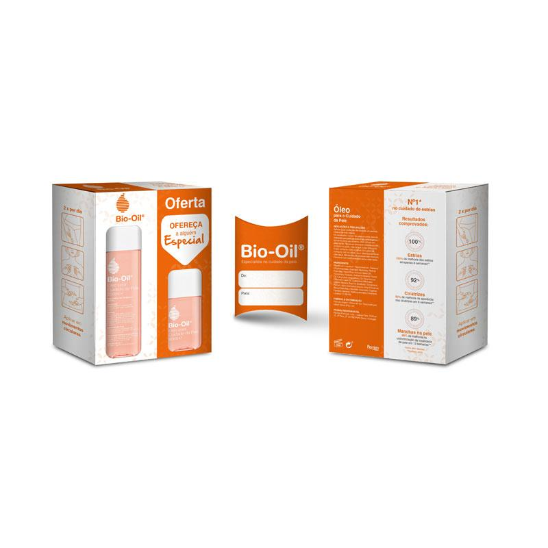 BIO-OIL COFFRET OLEO HIDRATANTE 200ML