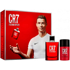 COFFRET CR7 EDT 50ML + DEO