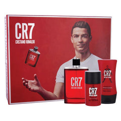 COFFRET CR7 EDT 100ML + DEO + AFTER SHAVE