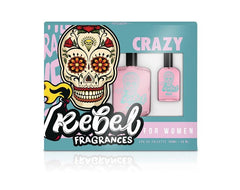 COFFRET REBEL CRAZY WOMEN 100ML+30 ML