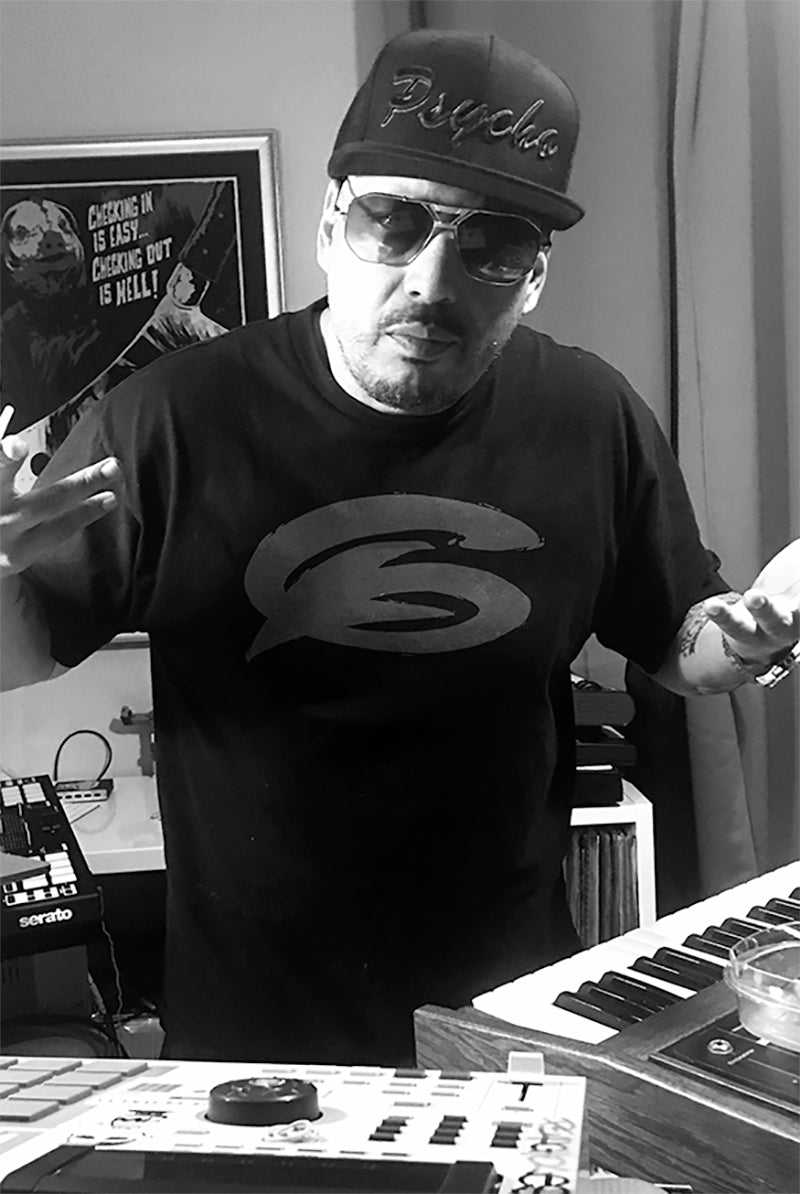 Get your beat from the legendary hip hop producer Psycho Les of The Beatnuts.  Beats and features for sale.  Contact psycholesmusic@gmail.com for more info.