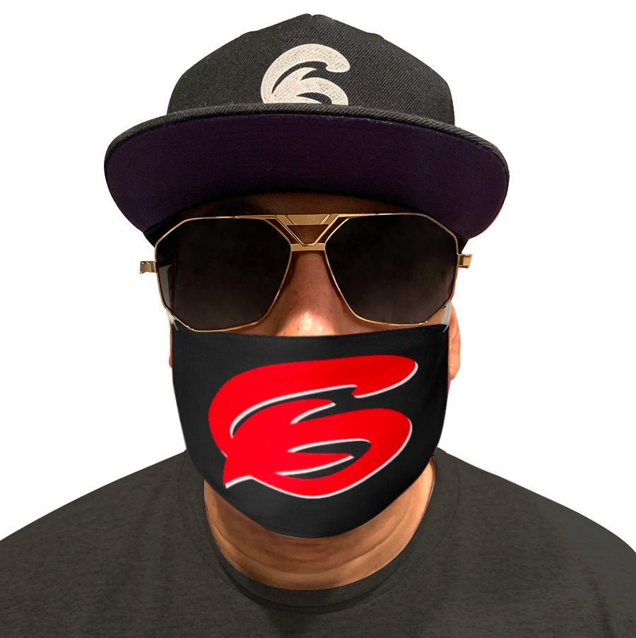 The Beatnuts Logo Face Mask