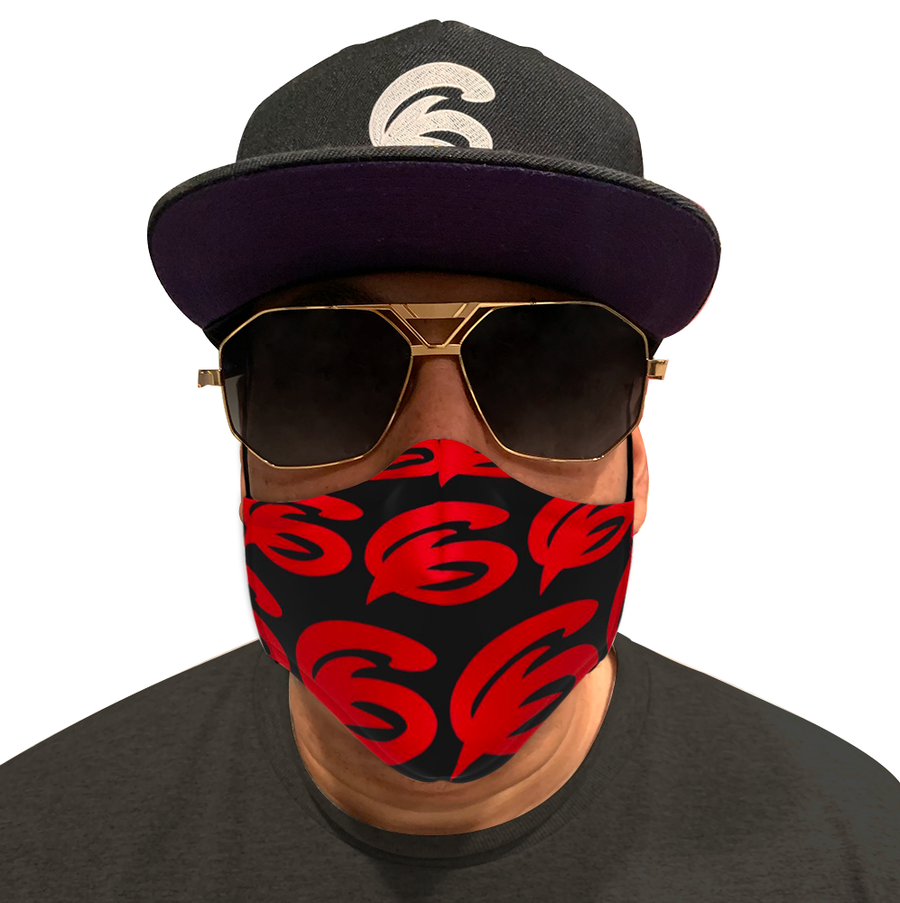 The Official Beatnuts Face Mask