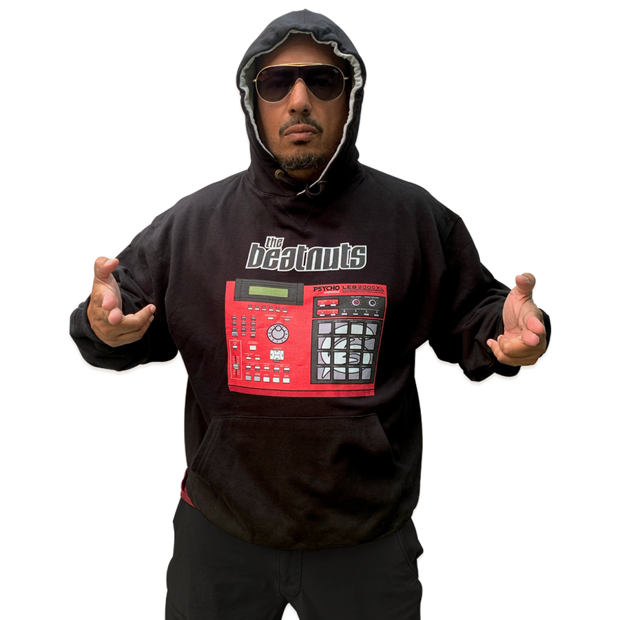 The Beatnuts Akai MPC Special Edition Champion Hoodie