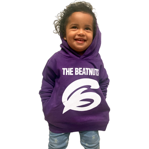 The Beatnuts Toddler Fleece Hoodie
