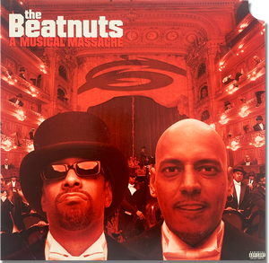 "The Beatnuts ""A Musical Massacre"" Vinyl Album"