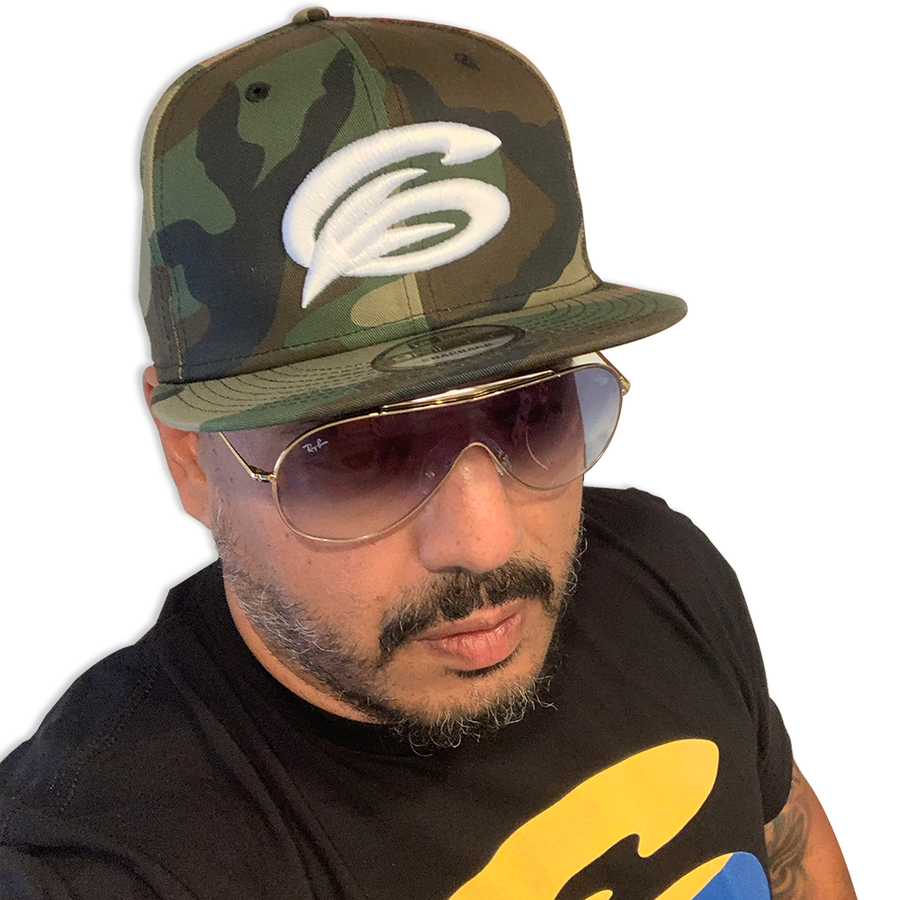 The Beatnuts New Era 9FIFTY Autographed Logo Hat