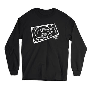 Psycho Les Long Sleeve DJ T-Shirt