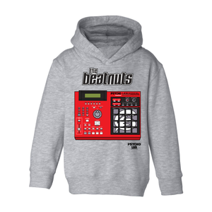 The Beatnuts Akai MPC Toddler Fleece Hoodie